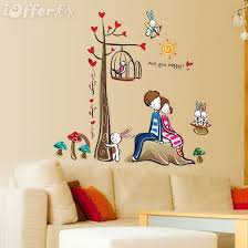 tree removable wall stickers home decor decal ar