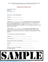 free forms to print print release form