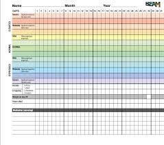 Daily Mood Chart For Bipolar Disorder Mood Chart Jeffrey M Brandler Eds Cas Sap