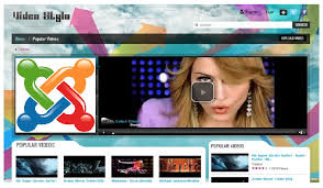 website template video joomla video sharing website development daffodil software blog