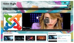 website template video joomla video sharing website development daffodil software blog
