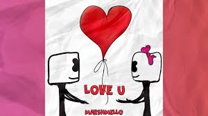 marshmello love u