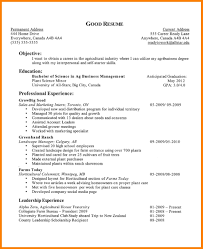 Resume Template High School Senior Awesome Objective For High School ...