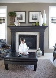 room fireplace ideas stonefireplacehangabovemantle