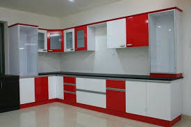 red and white kitchen amazing of red and white kitchen cabinets exciting modular kitchen design ideas red and white kitchen