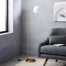 glass floor lamp. Glass Floor Lamp O