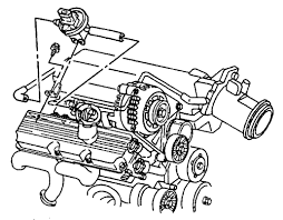 1998 ford truck explorer 4wd 4 0l mfi sohc 6cyl repair guides 14 exploded view of the evap purge vacuum switch 1997 3 8l engine shown