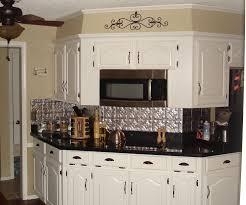 Tin Backsplashes For Kitchens Tin Backsplash For Kitchen Home Design And Decor