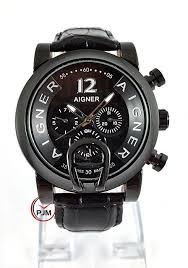 jual discount aigner men leather black pjm 7490 discount aigner men leather black pjm