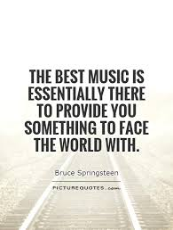 Bruce Springsteen Quotes & Sayings (20 Quotations) via Relatably.com