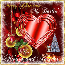 Christmas Quotes About Love Enchanting My Darlin' Free Merry Christmas Wishes ECards Greeting Cards 48
