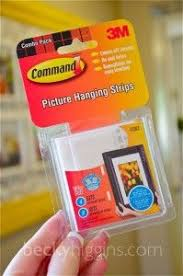 Just learned about this for hanging picture frames....very excited to try   Hanging Pictures Without NailsHang ...