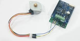 arduino stepper motor 2 motor driver shield