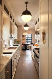 galley kitchen remodel