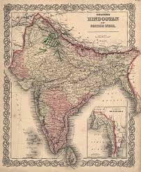 what were 'india, pakistan, and bangladesh' called before the India Map Before 1600 a very old map india map before 1600