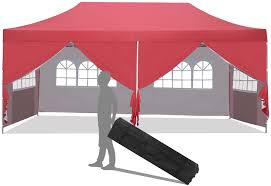10x20 ft ez instant pop up canopy
