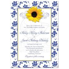 royal fancy blank invitation template