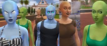 Cyborg Eyes By Esmeralda - Sims 4 Eyes