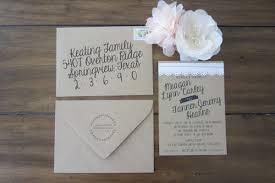 Beautiful Wedding Invitations You Can Make Yourself Bridalguide