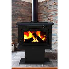 2,200 sq. ft. EPA Certified Wood-Burning Stove
