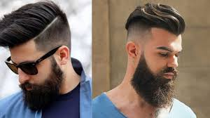 beard style with new hairstyle men 2017 top 10 new undercut hairstyles for men 2017