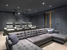 modern theater seating home theater seating ideas pictures options tips  ideas with home theater seating 9