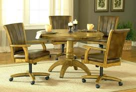 dining chairs with casters large dining chairs with front casters dining chairs with casters