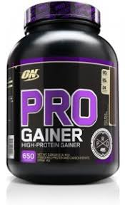 pro gainer review it may surprise you that optimum nutrition s
