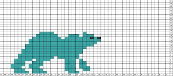 Polar Bear Chart Fair Isle Knitting Patterns Knitting