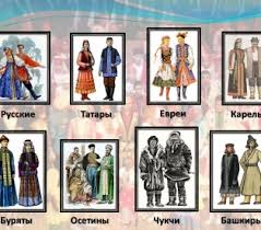 Религии народов России в современности и тысячу лет назад Россия многонациональная страна