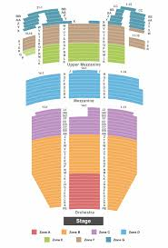 Les Miserables Tickets Seating Chart 5th Avenue Theatre