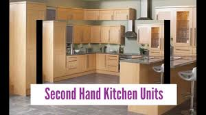 Second Hand Kitchen Furniture Second Hand Kitchen Furniture Youtube
