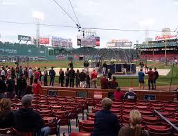 Boston Red Sox Seating Chart View Fenway Park Field Box 48 Seat Views Seatgeek