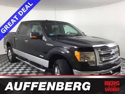 Used 2013 Ford F-150 XLT 4WD