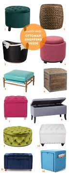Double Duty Furniture Small Space Living Double Duty Ottoman Shopping Guide Apartment