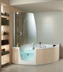 showers jacuzzi shower combo bath and combos corner whirlpool by accessories tub combination