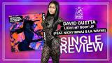 Image result for دانلود موزیک ویدیو Light My Body Up با صدای David Guetta و Nicki Minaj و Lil Wayne
