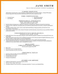 What Is An Objective In A Resume Awesome 48 Job Objective Resume Paigesivierart