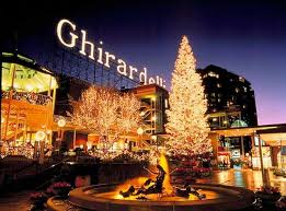 Christmas Scene From San Francisco  Koji Kawano ImageryChristmas Tree In San Francisco