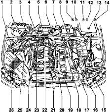audi a4 1 8t engine diagram audi wiring diagrams