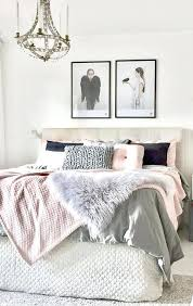 gorgeous bedrooms that ll inspire you to redecorate light pink and grey bedding blue baby light gray bedding