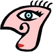 Resultado de imagen de mujer nariz grande