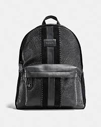 CAMPUS BACKPACK WITH BASEBALL STITCH ...