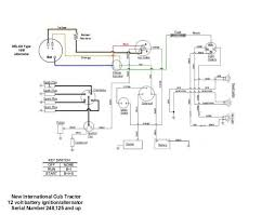 farmall h wiring diagram farmall image wiring diagram farmall h wiring diagram 6 volt the wiring on farmall h wiring diagram
