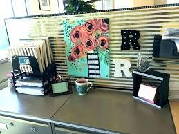 decorate office desk. Exellent Desk Decorate Office Desk Work Cubicle Decor Best  Accessories Ideas On Intended Decorate Office Desk I