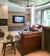 Image Azurerealtygroup Corner Fireplace Furniture Arrangement With Two Sofas And Chair Dual Focal Point With Tv Schneidermans the Blog Schneidermans Furniture Design Dilemma Arranging Furniture Around Corner Fireplace