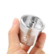 1 Pcs Stainless Steel Reusable iperEspresso Capsule ... - Amazon.com