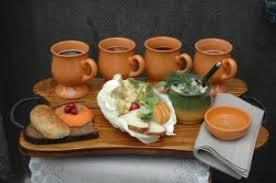 Блюда латышской национальной кухни Что нужно обязательно попробовать Изображение блюд и напитков тадиционной латышской кухни