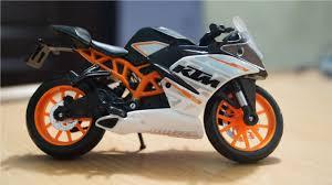 unboxing model bike ktm rc 390 shamshad maker