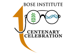 bose logo. bose institute has conducted path breaking research in biological, chemical, physical and interdisciplinary sciences for over a century. logo